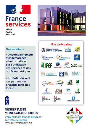 Documentation France Services Quercy vert-Aveyron